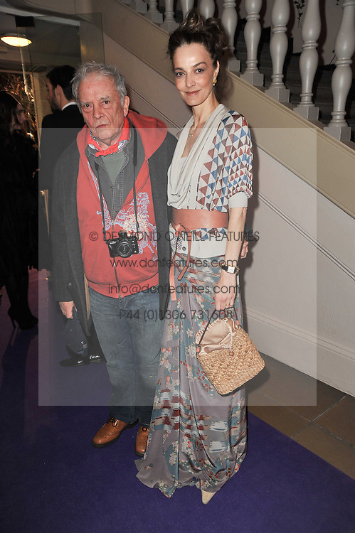 DAVID & CATHERINE BAILEY at The Surrealist Ball in aid of the NSPCC in association with Harpers Bazaar magazine held at the Banqueting House, Whitehall, London on 17th March 2011.
