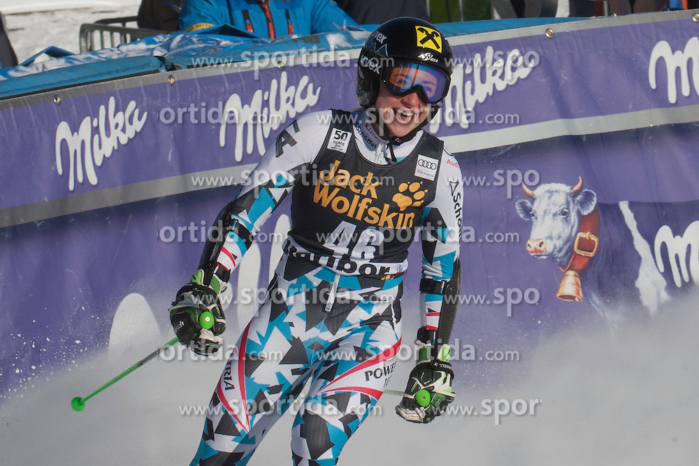 Stephanie Resch (AUT) during 6th Ladies' Giant slalom at 53rd Golden Fox - Maribor of Audi FIS Ski World Cup 2015/16, on January 7, 2017 in Pohorje, Maribor, Slovenia. Photo by Marko Vanovsek / Sportida