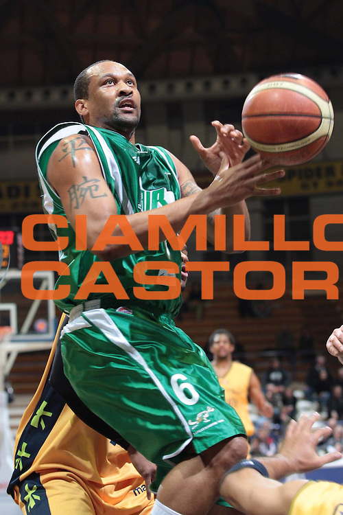 DESCRIZIONE : Bologna Final Eight 2008 Quarti di Finale Premiata Montegranaro Air Avellino<br /> GIOCATORE : Devin Smith<br /> SQUADRA : Air Avellino<br /> EVENTO : Tim Cup Basket For Life Coppa Italia Final Eight 2008 <br /> GARA : Finale Premiata Montegranaro Air Avellino<br /> DATA : 08/02/2008 <br /> CATEGORIA : tiro<br /> SPORT : Pallacanestro <br /> AUTORE : Agenzia Ciamillo-Castoria/G.Livaldi<br /> Galleria : Final Eight 2008 <br /> Fotonotizia : Bologna Final Eight 2008 Quarti di Finale Premiata Montegranaro Air Avellino<br /> Predefinita :