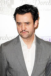 © Licensed to London News Pictures. 27/01/2014, UK. Daniel Mays, The South Bank Sky Arts Awards, Dorchester Hotel, London UK, 27 January 2014. Photo credit : Richard Goldschmidt/Piqtured/LNP