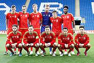 Wales U21s v Bulgaria U21s - 31/03/2015