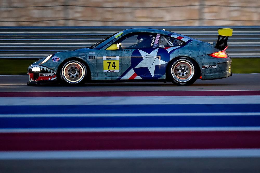 18-19 September 2014, Austin, Texas USA <br /> 74, William Peluchiwski, Gold, M, 2010 Porsche<br /> &copy;2014, Scott R LePage <br /> LAT Photo USA