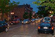 Dayton Ohio city scenes.
