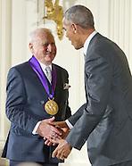 Washington - Obama Presents National Medal Of Arts To Mel Brooks - 22 Sep 2016