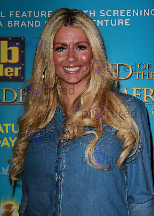Nicola McLean  London, UK, 15 May 2010: Bob The Builder: The Legend of the Golden Hammer, UK Premiere held at the Vue cinema, Leicester Square. For piQtured Sales contact: Ian@Piqtured.com +44(0)791 626 2580 (Picture by Richard Goldschmidt/Piqtured)