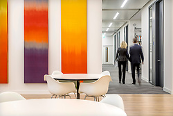 Public Sector Photoshoot at HS2 Office, Canary Wharf. Pic by David Poultney, In-Press Photography for Mace