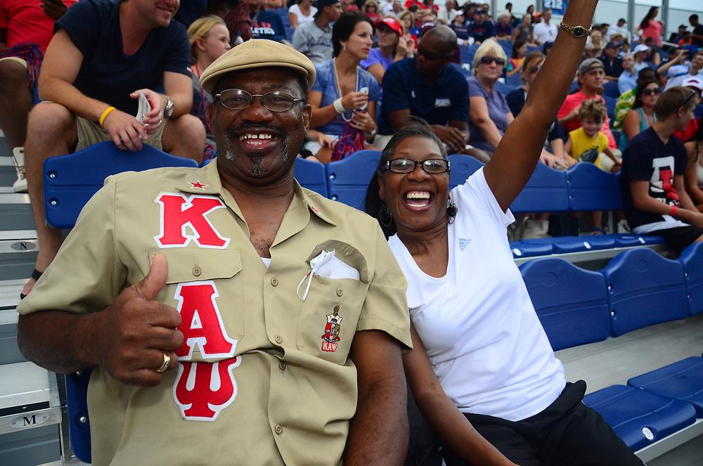 2011 WKU @ FAU Fan Photos