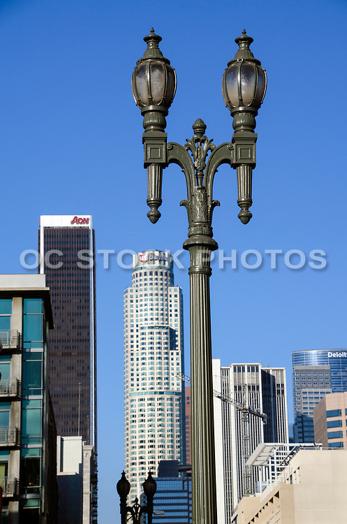 Downtown Los Angeles Skyscrapers