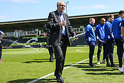 Dagenham's manager John Still during the Vanarama National League Play Off second leg match between Forest Green Rovers and Dagenham and Redbridge at the New Lawn, Forest Green, United Kingdom on 7 May 2017. Photo by Shane Healey.