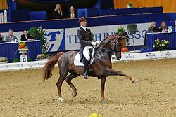 Minderhoud Hans Peter (NED) - Exquis Nadine<br /> Signal Iduna Cup - Dortmund<br /> © Hippo Foto - Leanjo de Koster