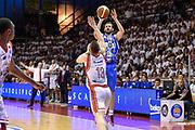 DESCRIZIONE : Campionato 2014/15 Serie A Beko Grissin Bon Reggio Emilia -  Dinamo Banco di Sardegna Sassar Finale Playoff Gara1<br /> GIOCATORE : Matteo Formenti<br /> CATEGORIA : Tiro Tre Punti Three Point<br /> SQUADRA : Dinamo Banco di Sardegna Sassari<br /> EVENTO : LegaBasket Serie A Beko 2014/2015<br /> GARA : Grissin Bon Reggio Emilia - Dinamo Banco di Sardegna Sassari Finale Playoff Gara1<br /> DATA : 14/06/2015<br /> SPORT : Pallacanestro <br /> AUTORE : Agenzia Ciamillo-Castoria/GiulioCiamillo