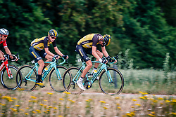 Attack with Robert Gesink of Team LottoNL-Jumbo during 2017 National Road Race Championships Netherlands for Men Elite, Montferland, The Netherlands, 25 June 2017. Photo by Pim Nijland / PelotonPhotos.com | All photos usage must carry mandatory copyright credit (Peloton Photos | Pim Nijland)