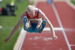 KEGELEV Evgeny, RUS, Triple Jump, T12, 2013 IPC Athletics World Championships, Lyon, France