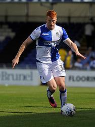 Rory Gaffney of Bristol Rovers - Mandatory by-line: Neil Brookman/JMP - 26/08/2017 - FOOTBALL - Memorial Stadium - Bristol, England - Bristol Rovers v Fleetwood Town - Sky Bet League One