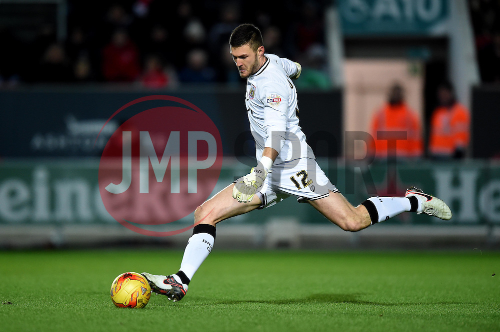Richard O'Donnell of Bristol City - Mandatory by-line: Paul Knight/JMP - Mobile: 07966 386802 - 12/01/2016 -  FOOTBALL - Ashton Gate Stadium - Bristol, England -  Bristol City v Preston North End - Sky Bet Championship