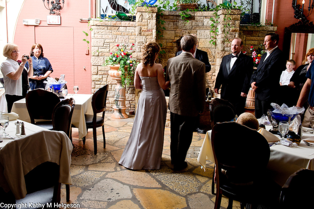 Amy and Mike wedding ..by Kathy M Helgeson