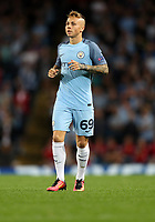 Football - 2016 / 2017 Champions League - Qualifying Play-Off, Second Leg: Manchester City [5] vs. Steaua Bucharest [0]<br /> <br /> Jose Tasende of Manchester City during the match, at the Ethihad Stadium.<br /> <br /> COLORSPORT/LYNNE CAMERON