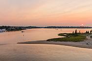 Bay Sunset, Harbor, Sag Harbor, New York
