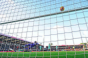Goal - Joshua King (17) of AFC Bournemouth scores the equalising goal to past Bernd Leno (19) of Arsenal to make the score 1-1during the Premier League match between Bournemouth and Arsenal at the Vitality Stadium, Bournemouth, England on 25 November 2018.