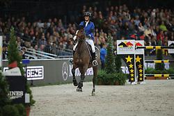 Leprevost Penelope, (FRA), Nice Stephanie<br /> Mercedes German Master<br /> Stuttgart - German Masters 2015<br /> © Hippo Foto - Stefan Lafrentz