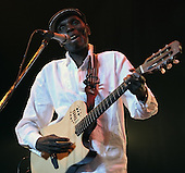 Oliver Mtukudzi Roundhouse London 9th March 2009