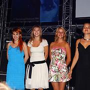 Premiere Stille Nacht, Victoria Koblenko, Caro Lenssen, Christel Oomen, Josefien Hendriks