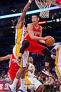Lakers vs Rockets 11-18-12