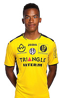 Alban Lafont of Toulouse during the photo shooting session of Toulouse FC for the new season 2016/2017 in Toulouse on September 16th 2016<br /> Photo : TFC / Icon Sport