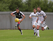 Dundee new boy Danny Williams  - Dumbarton v Dundee, pre-season friendly at the Cheaper Insurance Direct Stadium, Dumbarton<br /> <br />  - &copy; David Young - www.davidyoungphoto.co.uk - email: davidyoungphoto@gmail.com