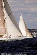 Wild Horses, W Class, Joel White design,  the Best Life Museum of Yachting Classic Yacht Regatta