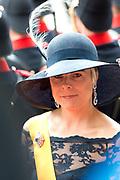 Prinsjesdag 2013 Prinses Laurentien komt aan bij de Ridderzaal<br /> <br /> Budget Day 2013 Princess Laurentien arrives at the Ridderzaal