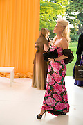 MARIA KARLOVA, Raisa Gorbachev Foundation Party, at the Stud House, Hampton Court Palace on June 7, 2008 in Richmond upon Thames, London,Event hosted by Geordie Greig and is in aid of the Raisa Gorbachev Foundation - an international fund fighting child cancer.  7 June 2008.  *** Local Caption *** -DO NOT ARCHIVE-© Copyright Photograph by Dafydd Jones. 248 Clapham Rd. London SW9 0PZ. Tel 0207 820 0771. www.dafjones.com.