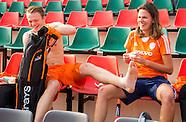 00 training Oranje