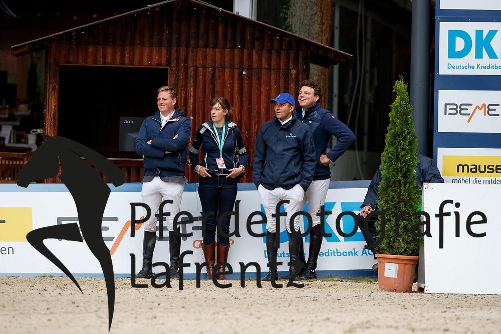 Wernke, Jan (GER)<br /> Hess, Christian (GER)<br /> Kreuzer, Andreas (GER) <br /> Paderborn - Challenge 2017 <br /> Spooks Amateur Trophy, SML Tour<br /> © www.sportfotos-lafrentz.de/Stefan Lafrentz