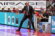 DESCRIZIONE: Varese Lega A 2015-16 <br /> Openjobmetis Varese vs Umana Reyer Venezia <br /> GIOCATORE: Paolo Moretti<br /> CATEGORIA: allenatore<br /> SQUADRA: Openjobmetis Varese<br /> EVENTO: Campionato Lega A 2015-2016<br /> GARA: Openjobmetis Varese Umana Reyer Venezia<br /> DATA: 10.04.2016<br /> SPORT: Pallacanestro<br /> AUTORE: Agenzia Ciamillo-Castoria/A. Ossola<br /> Galleria: Lega Basket A 2015-2016<br /> Fotonotizia: Varese Lega A 2015-16 <br /> Openjobmetis Varese Umana Reyer Venezia