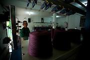 Monte Siao_MG, Brasil...Malharia em Monte Siao...A textile factory in Monte Siao...Foto: LEO DRUMOND / NITRO