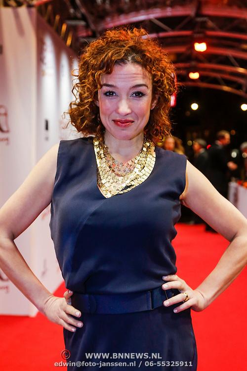 NLD/Amsterdam/20130211- Filmpremiere Ushi Must Marry, Katja Schuurman