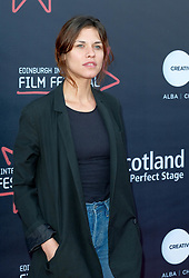 Edinburgh International Film Festival, Thursday, 21st June 2018<br /> <br /> Jury Photocall<br /> <br /> Pictured:  Ana Ularu<br /> <br /> (c) Alex Todd | Edinburgh Elite media