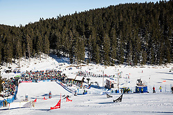 Course during Parallel Giant Slalom at FIS Snowboard World Cup Rogla 2017, on January 28, 2017 at Course Jasa, Rogla, Slovenia. Photo by Vid Ponikvar / Sportida