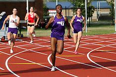 Women's 800-meter Trials