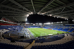 general view inside the Cardiff City Stadium. - Photo mandatory by-line: Alex James/JMP - Mobile: 07966 386802 - 17/02/2015 - SPORT - Football - Cardiff - Cardiff City Stadium - Cardiff City v Blackburn Rovers - Sky Bet Championship