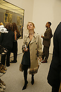 Sahar Hashemi, USA Today. Saatchi Gallery and The Royal academy of Arts. Piccadilly. London. 5 October 2006. -DO NOT ARCHIVE-© Copyright Photograph by Dafydd Jones 66 Stockwell Park Rd. London SW9 0DA Tel 020 7733 0108 www.dafjones.com