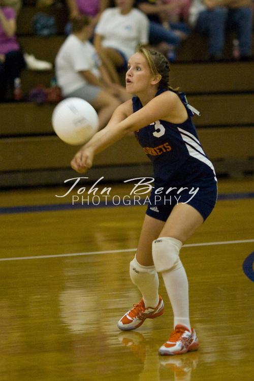 MCHS JV Volleyball.vs Orange.9/4/2007