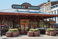 Findlay Market Over the Rhine Cincinnati Ohio