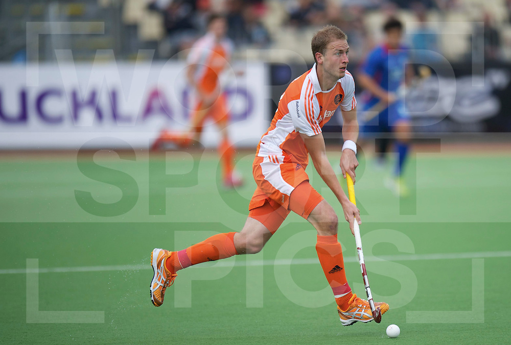 AUCKLAND - Champions Trophy men.Netherlands v Korea.foto: Billy Baker.FFU Press Agency  COPYRIGHT FRANK UIJLENBROEK..