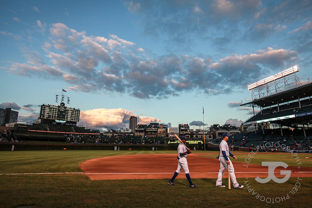Chicago Cubs vs. Cincinnati Reds, September 18, 2012. The Cubs lost, 3-1.  | J.Geil Photography.