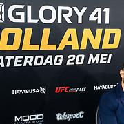 NLD/Den Bosch/20170510 - Persconferentie Glory 41, Robin 'Pokerface' van Roosmalen