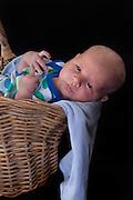 Baby boy Jesse (4 weeks)
