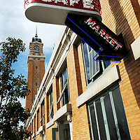 West Side Market. Ohio City, Cleveland, OHIO. USA