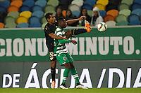 Elizio / Carlos Mane - 14.12.2014 - Sporting / Moreirense - Liga Sagres<br />Photo : Carlos Rodrigues / Icon Sport